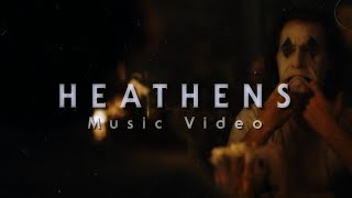 Joker Music Video - Heathens | Twenty One Pilots
