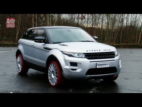 300bhp Range Rover Evoque review – Auto Express