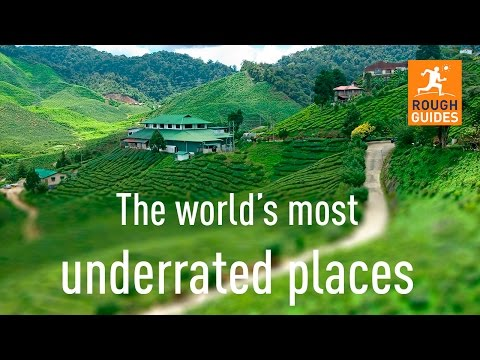 12 underrated destinations you should visit