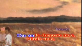 Gheorghe Gheorghiu Unde dragoste nu e nimic nu e KARAOKE