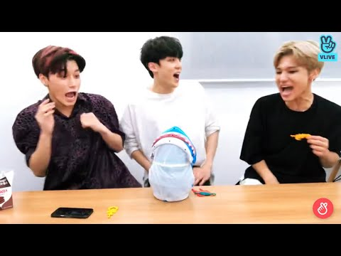 ATEEZ Being Chaos While Playing Games In VLIVE | ATEEZ Funny Moments Eng Sub