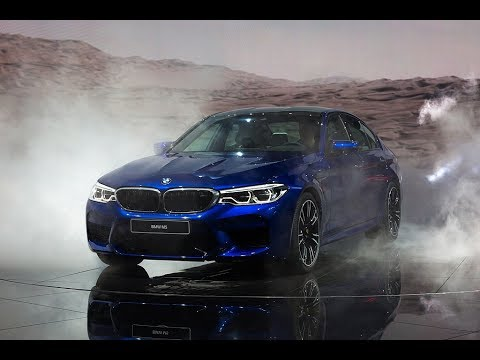 The All New Bmw M5 M Xdrive Commercial