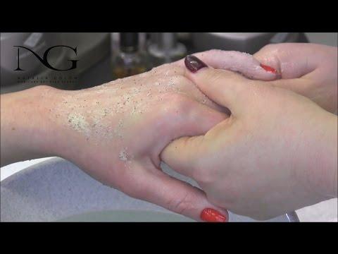 Видеоурок спа процедуры для рук