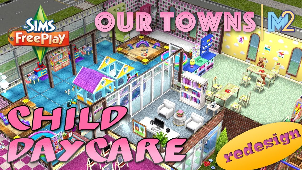 Sims Freeplay Baby Room