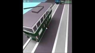 Roblox My Hong Kong tram