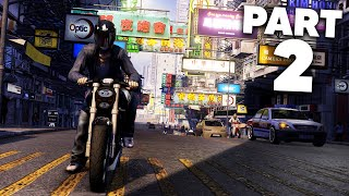 SLEEPING DOGS Gameplay Walkthrough Part 2 - BEING A COP