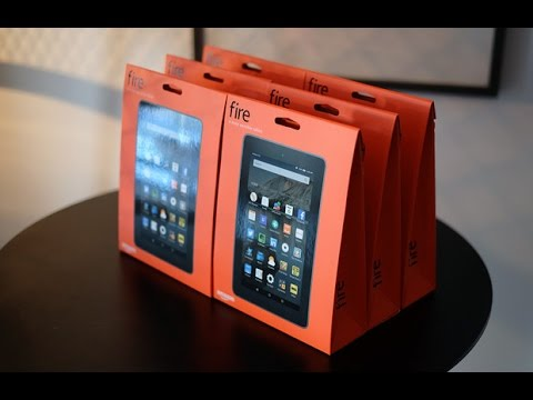 Download Amazon Fire 7 Review Unboxing and First Impression ($50 Tablet ) Screenshots