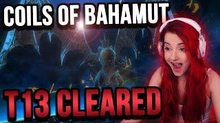 Bahamut T13 DOWN at min. ilvl (FFXIV Online)