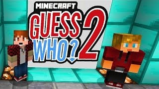 Minecraft: Funny Guess Who 2.0! Mini-Game w/Mitch & Lachlan! (Ep. 2)