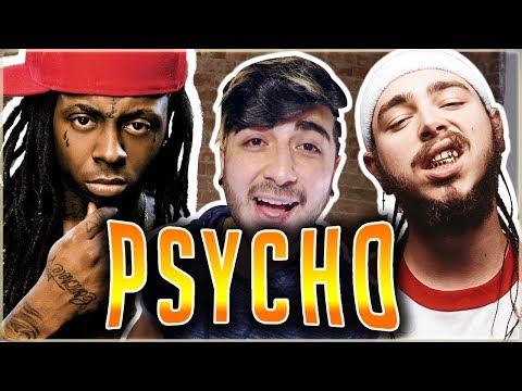 Psycho - Post Malone, Lil Wayne & Ty Dolla $ign ( Kris Sugga Mashup Cover)