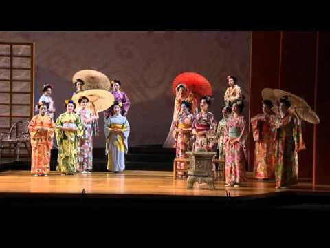 MADAME BUTTERFLY Music Director Michael Christie: Puccini the Master