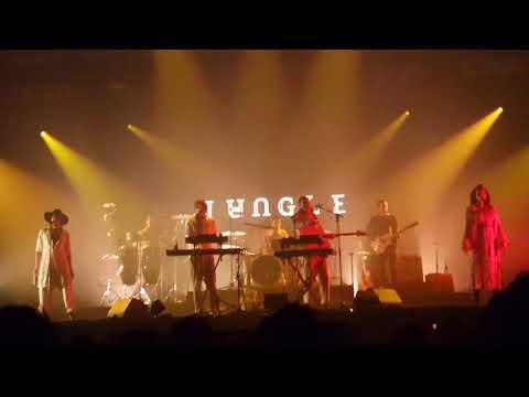 Jungle au Pitchfork festival
