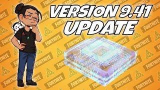Fortnite Stw: Update v9.41 - What Happened?