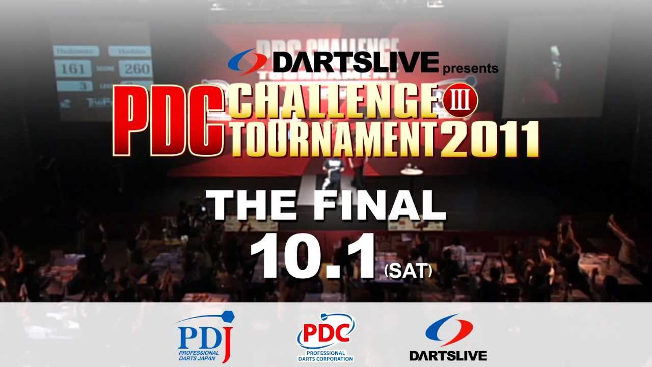 PDC CHALLENGE TOURNAMENT 2011 ...