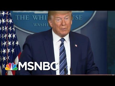 President Donald Trump Again Touts Unproven Drug To Treat Coronavirus   Morning Joe   MSNBC