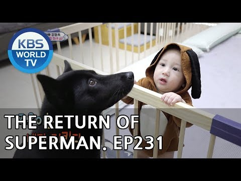 The Return of Superman   슈퍼맨이 돌아왔다 - Ep.231: Explore, Dream, and Discover [ENG/IND/2018.07.01] Mp3