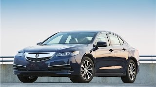 Acura TLX 2017 Car Review