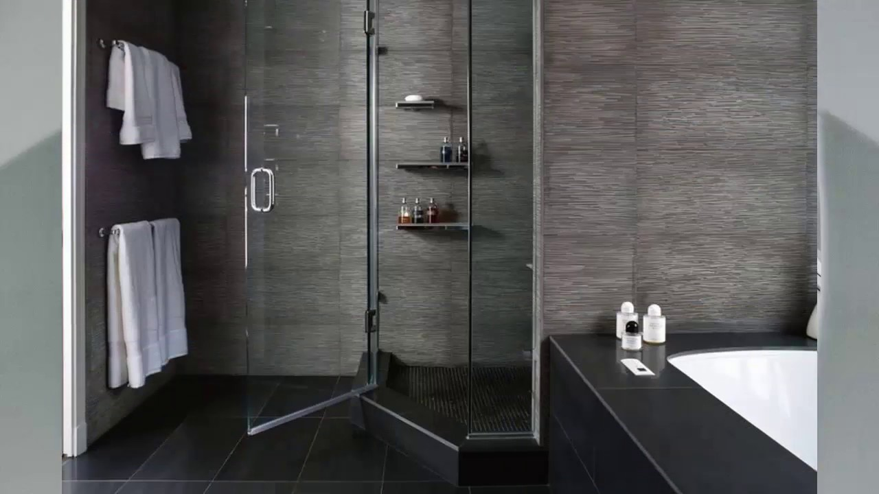 moderne badezimmer naturstein ideen   Haus Ideen