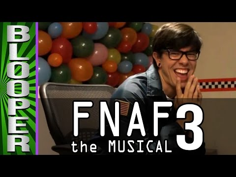 FNAF Night 3: Bloopers!