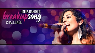 Download Hindi Video Songs - Breakup Song Challenge - Sing With Jonita Gandhi