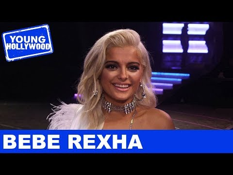 """Bebe Rexha: Plays """"Meant to Be"""" Challenge!"""