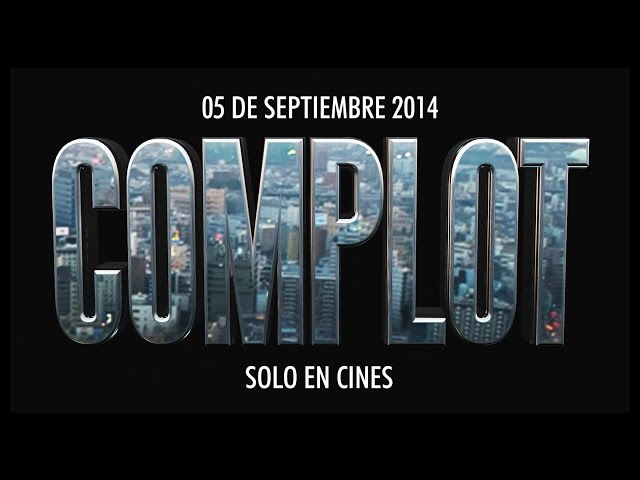 COMPLOT trailer oficial 2014
