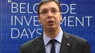 TANJUG   Vučić  Čekamo EU do 14 sati onda slede kontramere