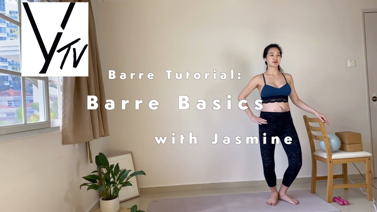 Barre Basic Tutorial with Jasmine