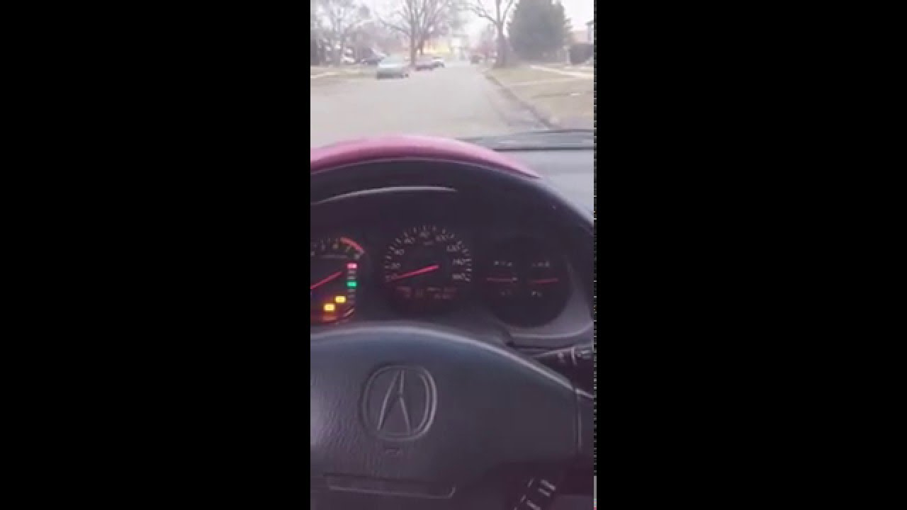 1999 Acura Tl 3 2 Transmission Problem Youtube Cl Problems