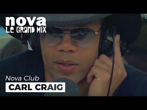 Carl Craig dans le Nova Club