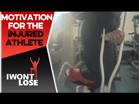 Motivation for the Injured Athlete