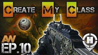COD AW: ''ŞANSLI U'' Sınıfı Yaratmak - #10 Bal 27 Oyun (Call of Duty: Advanced Warfare çok Oyunculu)