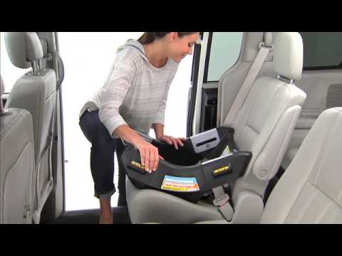 Graco Car Seat Installation Youtube