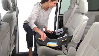 Graco - SmartSeat with Safety Surround All-in-One Car Seat Installation Video(This video demonstrates how to properly install your Graco SmartSeat All-in-One Car Seat., 2013-10-13T21:45:58.000Z)