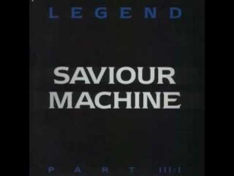 Saviour Machine - Antichrist III (The King Of Babylon)