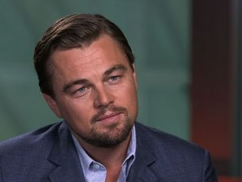 Leonardo DiCaprio on the environment