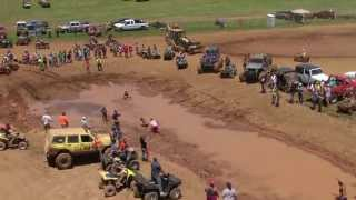 Ladies Dash for Cash Mud Run - First Run