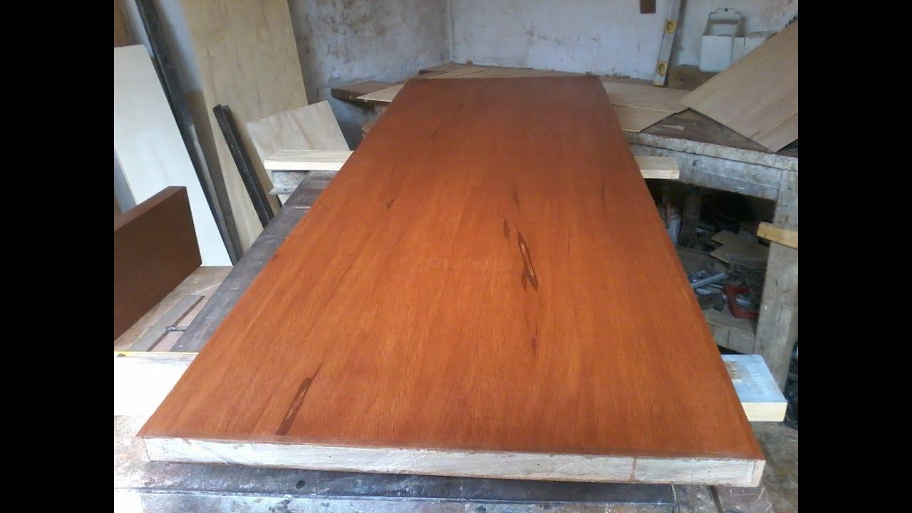 Como Hacer Puerta Contraplacada De Triplay Building Plywood Counterplate Door Youtube
