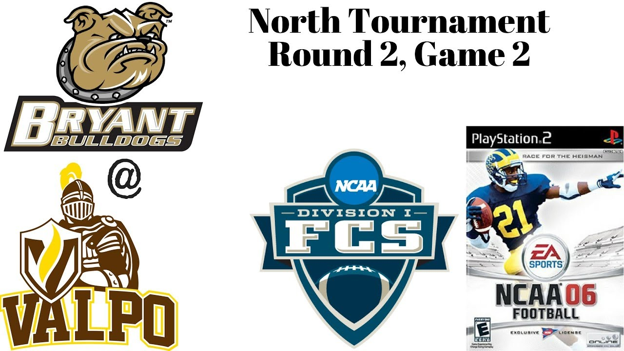 quality design 42e34 9d1bd NCAA Football 06 - FCS North Tourney - Round 2 - Game 2 - Bryant Bulldogs @  Valparaiso Crusaders