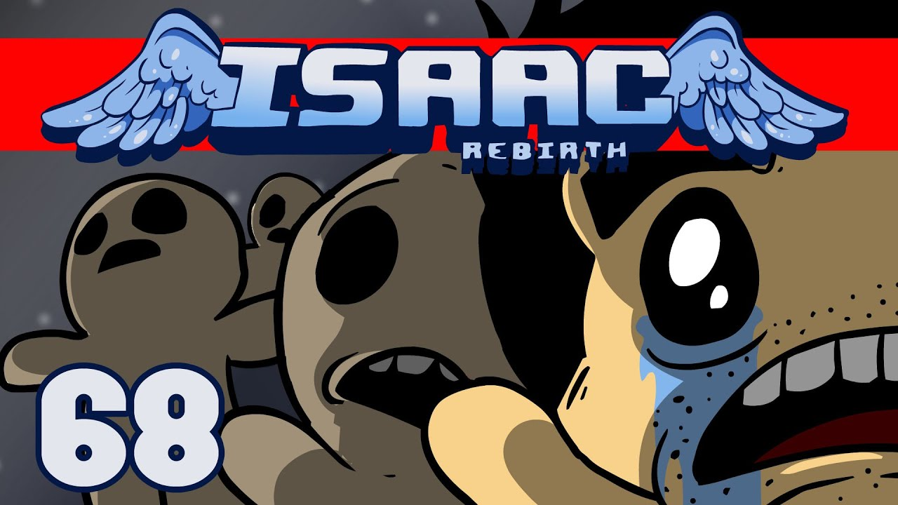 The Binding of Isaac: Rebirth - Lets Play - Episode 1
