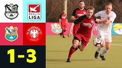 21. Spieltag Berlin Liga 19/20 - BERLIN UNITED  vs. FC Brandenburg 03