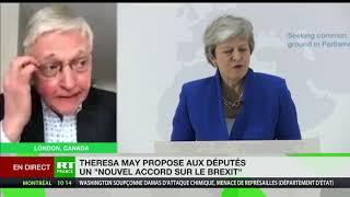 Selon Thomson un second référendum serait «antidémocratique» pour de nombreux députés conservateurs