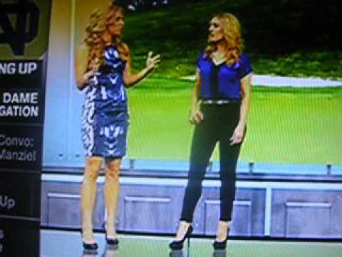 Sara Walsh and Jade McCarthy 2!