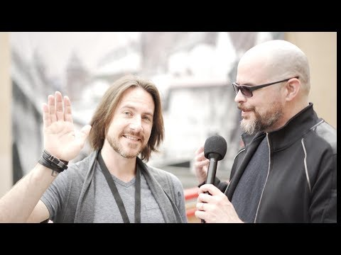 Matthew Mercer on Life, Critical Role and Everything
