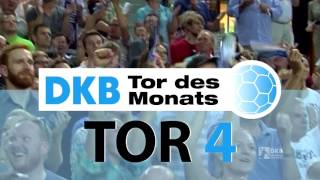 DKB Tor des Monats Juni - Die 6 Kandidaten