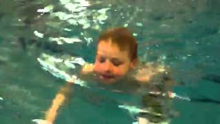 Matt swimming 2
