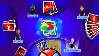 Uno with Deluxe 4 and Deluxe 20