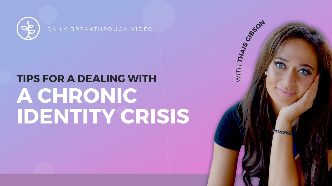 8 Major Symptoms You are Experiencing a Chronic Identity Crisis  (It is Affecting Your Relationship)