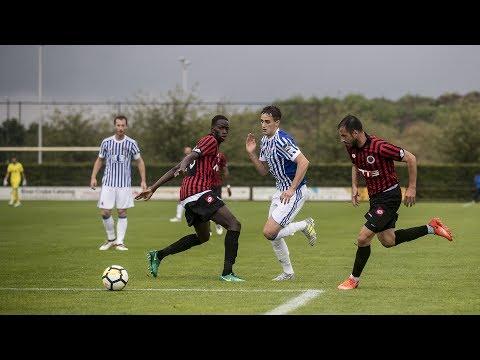 Resumen: Real Sociedad (1-1) Genclerbirligi SK 25/07/2017