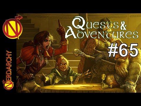Bringing the Metal, Metal DICE that Is!!!- Quests & Adventures #65